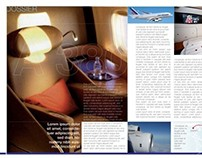 Magazine Air france Interne PNC News