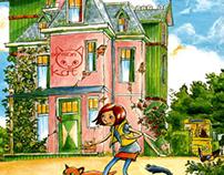 Pension Kat, book 2008