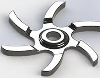 CFD analysis of Turbine blade