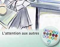 Campagne 360° RATP SERVICES