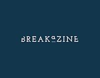Breakazine! 突破書誌Rebranding