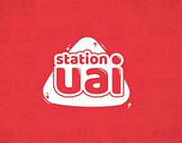 Station Uai - Branding