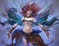character for www.godsendgame.com