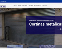 Cortinas Metalicas Sanchez