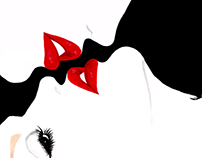 Fashion Illustration: Lipstick