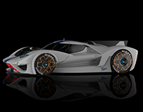 Ford GT40 2030