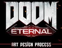 DOOM Eternal: Art Design Process