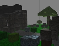 Voxel Cube Engine