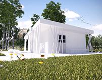 Public toilets - concept project