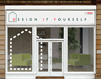BOSCH - 'Design It Yourself' campaign