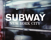 SUBWAY – New York City