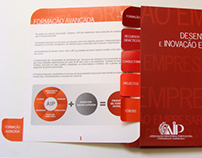 Multiple Brochures and Catalogs - Graphic Design