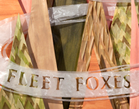 "Fleet Foxes ""Poster"""