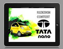 Redesign Tata Nano Contest 2012
