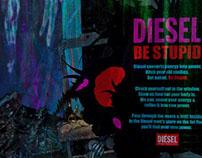 Diesel Interactive Installation