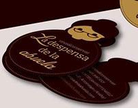 Rediseño de Logotipo La despensa de la abuela
