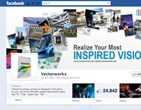 Misc banner ads | Nemetschek Vectorworks, Inc.