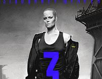 Alien 3 Poster.