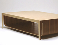 Office Da Collection: Laslo Coffee Table