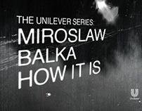 Tate Modern: Miroslav Balka Application