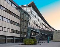 Fornebu buildings, Telenor Arena, Oslo