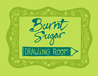 Burnt Sugar live illustration event