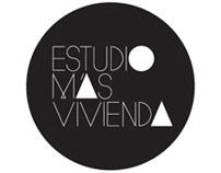 Estudio + Vivienda.