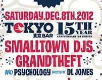 Smalltown DJs Poster