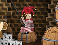 The Cask of Amontillado .::. Pop Up Theater