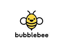 BubbleBee Logo Design
