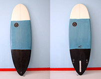 Antilope Surfboard