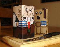 www.squatties.com :: Wallace & Gromit