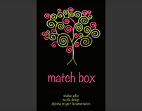 Match Box: The Book