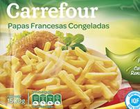 Papas Fritas Congeladas Carrefour Colombia