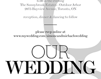Michael & Simone's Wedding