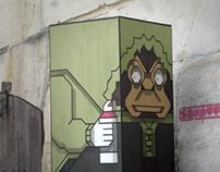www.squatties.com :: Banksy