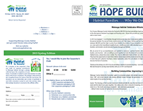 2015 Yearly Report Newsletter