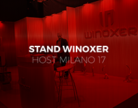 Stand WINOXER na Host Milano '17