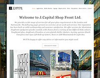 Responsive Professional Business Template