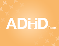 ADHD Team | Creating a Brand Graphic Concept V2