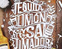 Tequila El Jimador - Social Media Ads