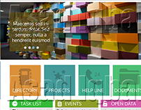 SharePoint - Colorful Theme