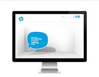 HP MXP Microsite