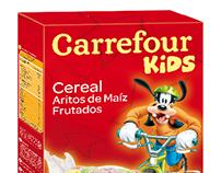 Cereales Disney Marca Carrefour