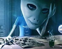 Alien problems
