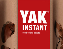 YAK INSTANT - shoe cleaner