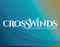 CrossWinds Counseling & Wellness Rebrand