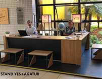 [ARQ] STAND YES+AGATUR