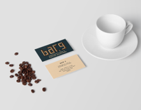 Speculative Cafe Identity