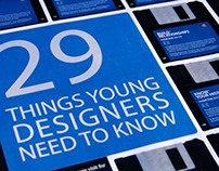 29 Things Young Designers Need To Know.